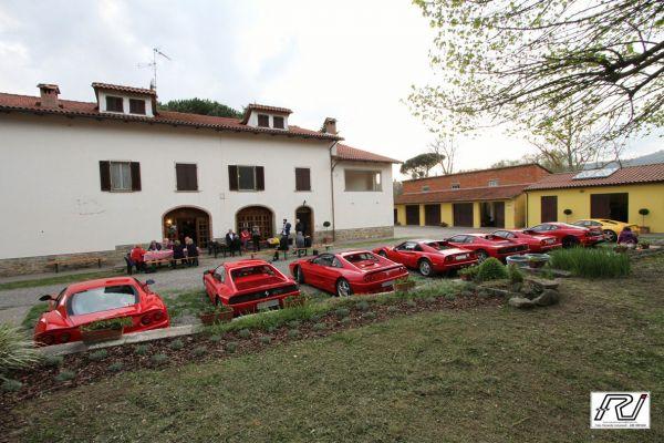 Visita all'Azienda Agricola Mazzeschi