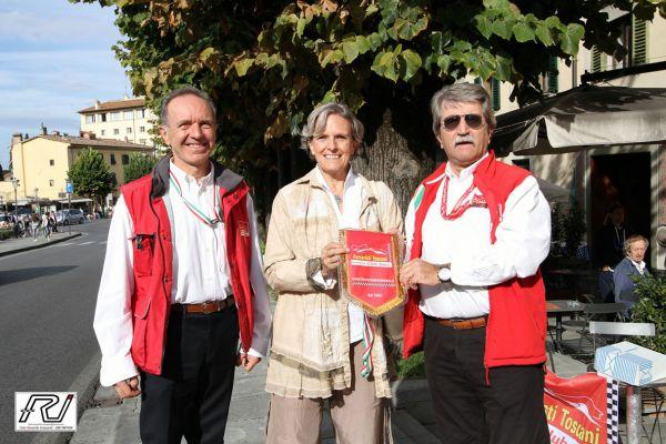 Con il Sindaco Anna Ravoni