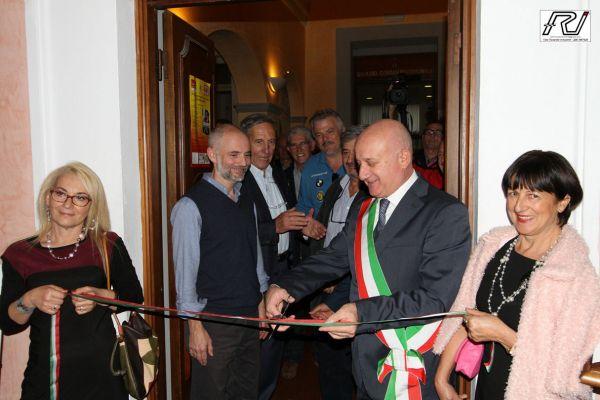 Inaugurazione Mostra Palazzo Comunale Pontassieve