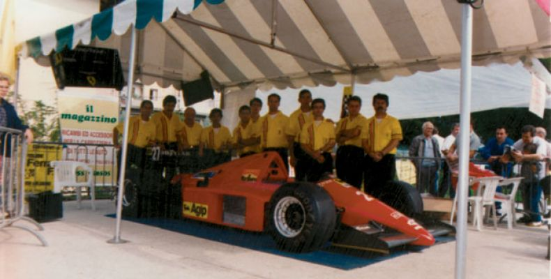 1989 - Esposizione Incisa