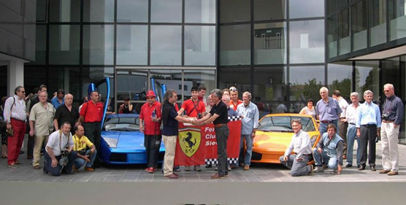 2004 - Museo Lamborghini