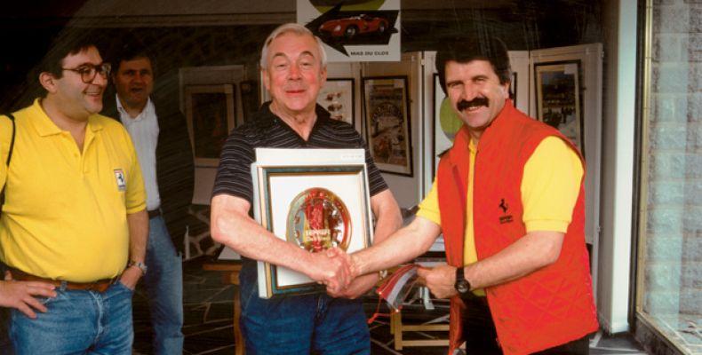 1995 - Riconoscimento a P. Bardinon