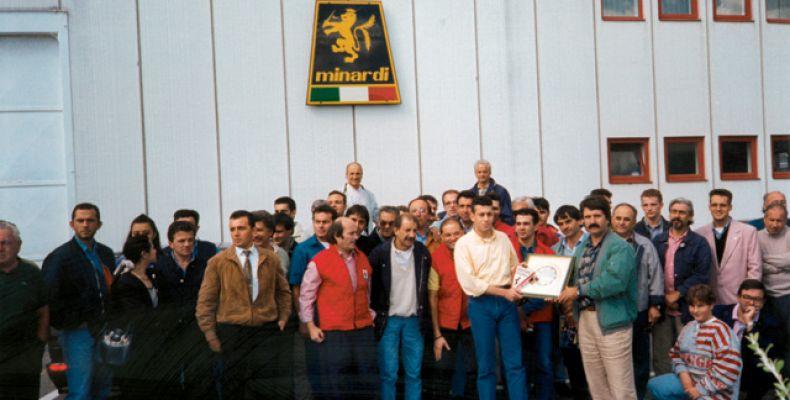 1994 - Scuderia Minardi