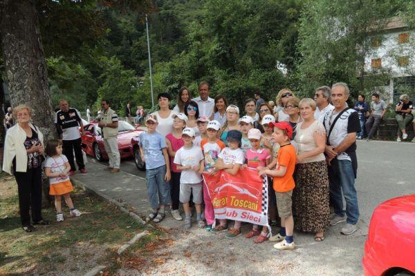 Raduno per i bimbi bielorussi
