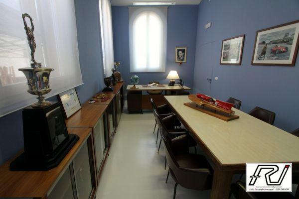 Museo Enzo Ferrari - Ufficio di Enzo Ferrari