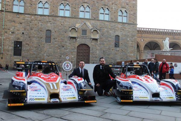 Faggioli e Bouduban in Palazzo Vecchio (FI)